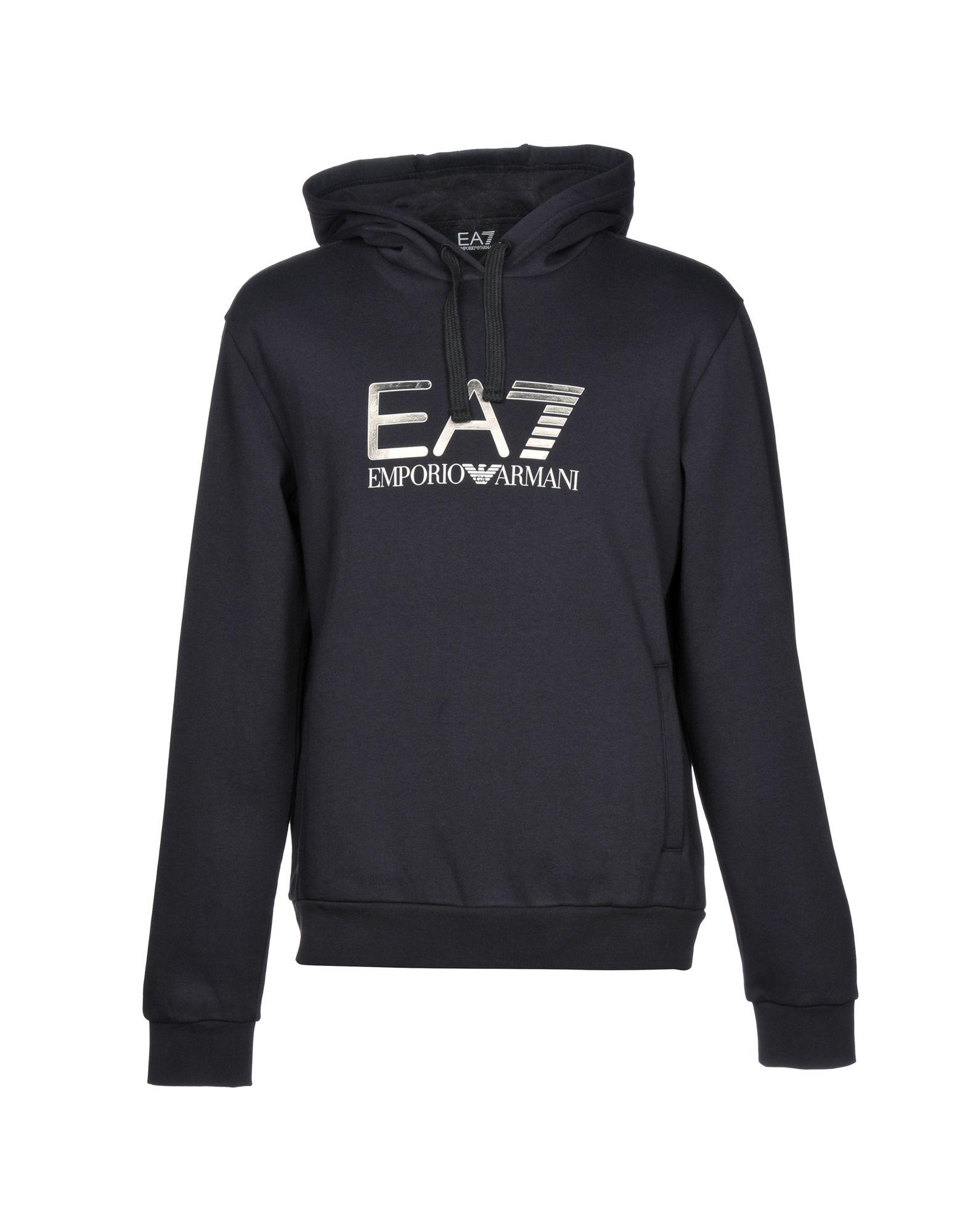 EA7 Толстовка толстовка ea7 ea7 ea002ebrab43