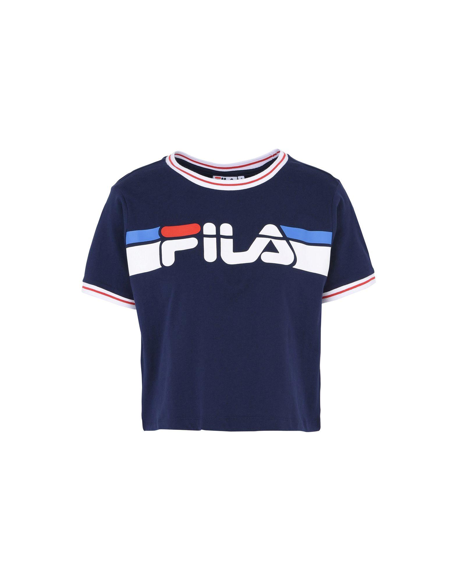 FILA HERITAGE Футболка