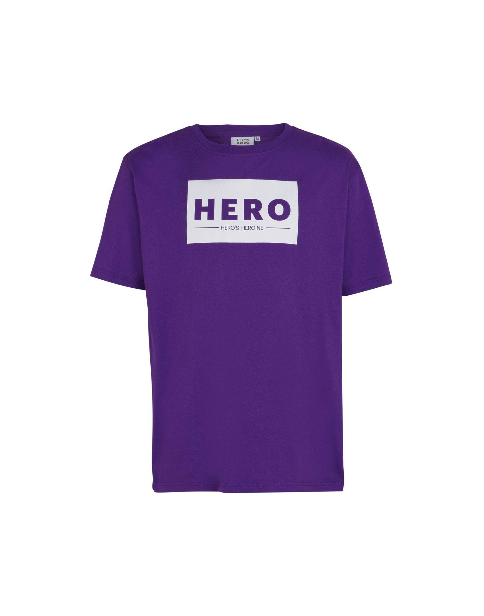 HERO'S HEROINE Футболка
