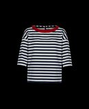 MONCLER PULL COL ROND - T-shirts - femme
