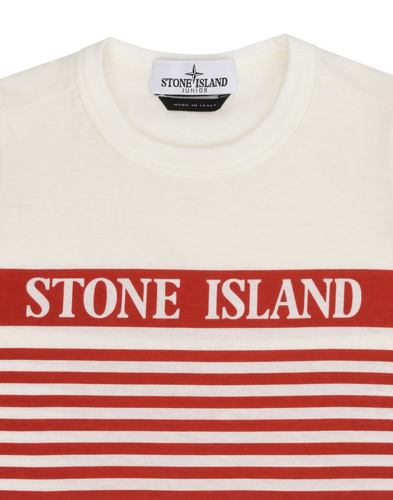 12175001rm - Polo - T-Shirts STONE ISLAND JUNIOR