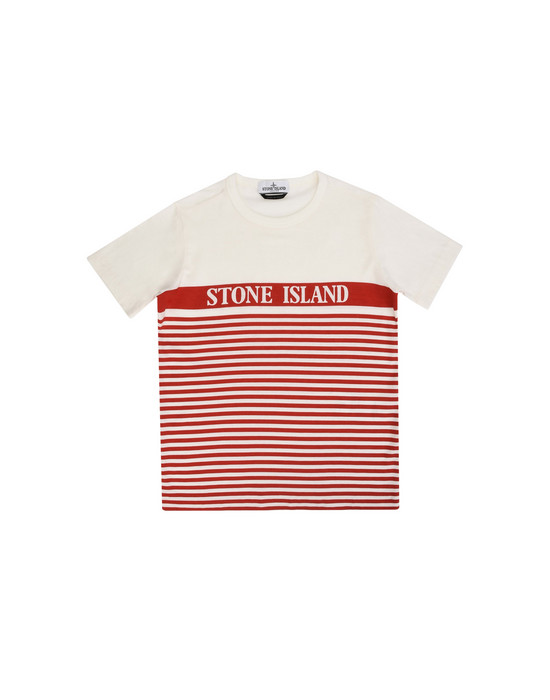 STONE ISLAND JUNIOR Short sleeve t-shirt 21751