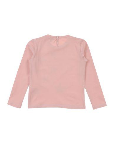 Фото 2 - Футболку пастельно-розового цвета