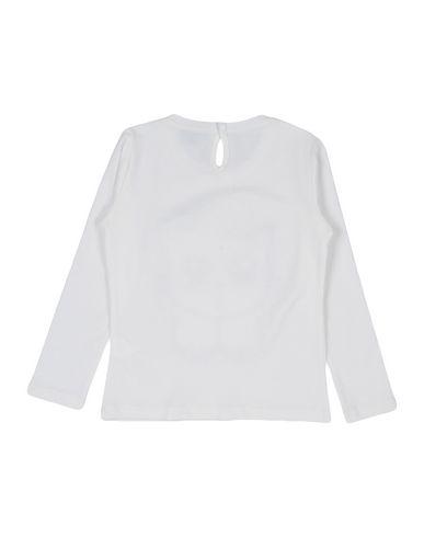 MICROBE Mädchen T-shirts Elfenbein Größe 3 95% Baumwolle 5% Elastan