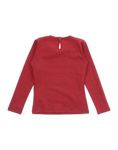 MICROBE Mädchen T-shirts Rot Größe 3 95% Baumwolle 5% Elastan
