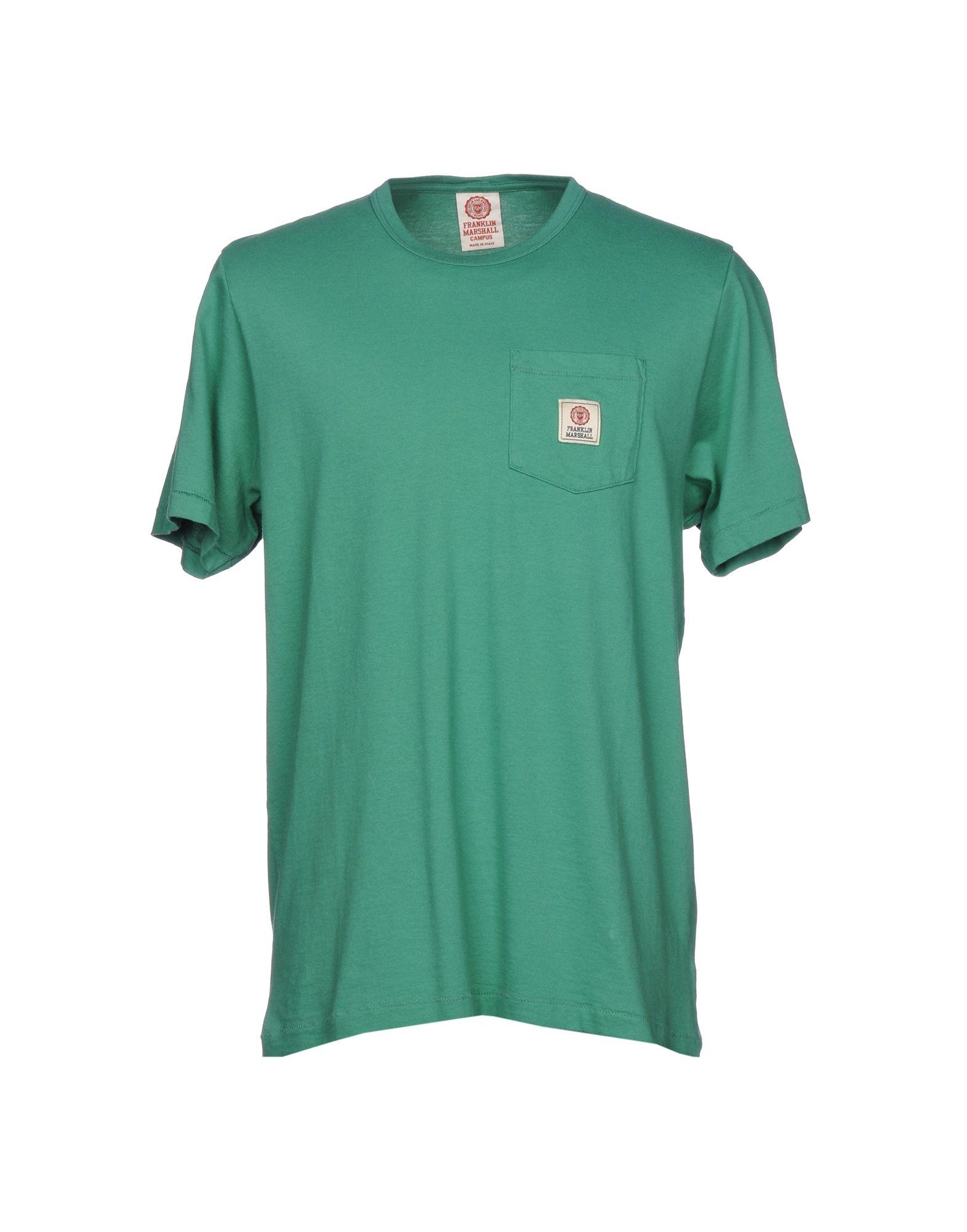 FRANKLIN & MARSHALL Футболка футболка marshall