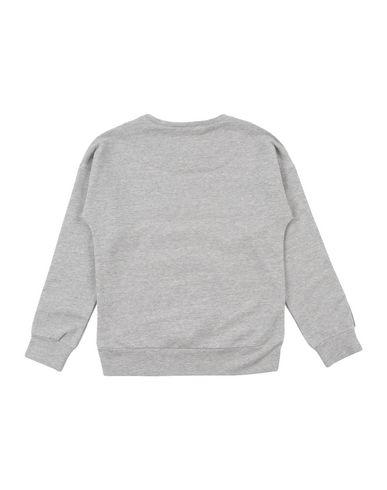 Фото 2 - Толстовку серого цвета