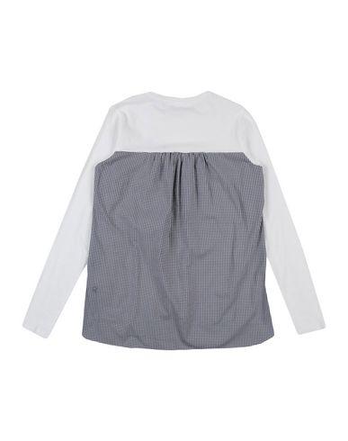 L:Ú L:Ú Mädchen T-shirts Weiß Größe 9 95% Baumwolle 5% Elastan