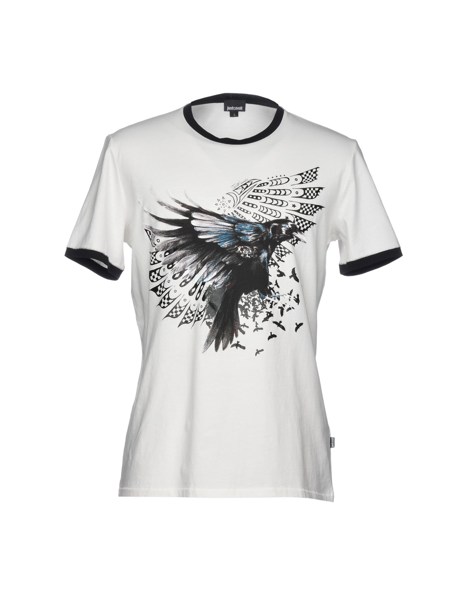 JUST CAVALLI Футболка футболка just cavalli just cavalli ju662ewbpuo6
