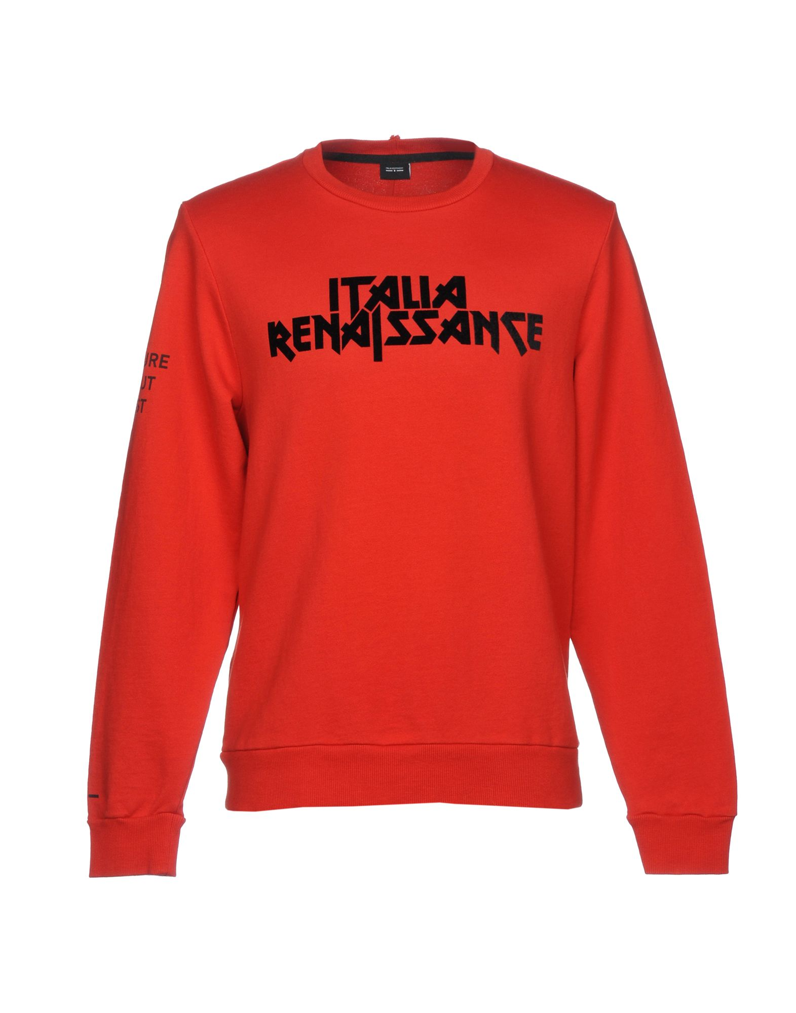 ITALIA INDEPENDENT Sweatshirt in Red