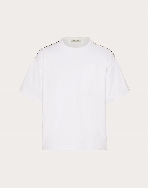 T-SHIRT ROCKSTUD UNTITLED