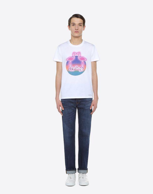Camiseta con estampado Hotel