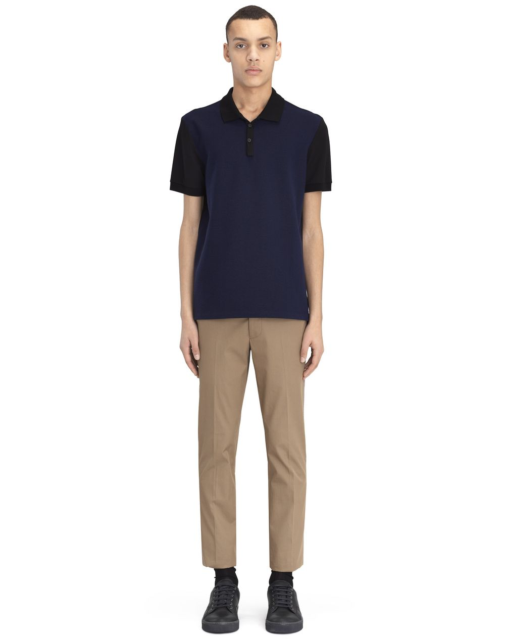 TWO-TONED POLO - Lanvin