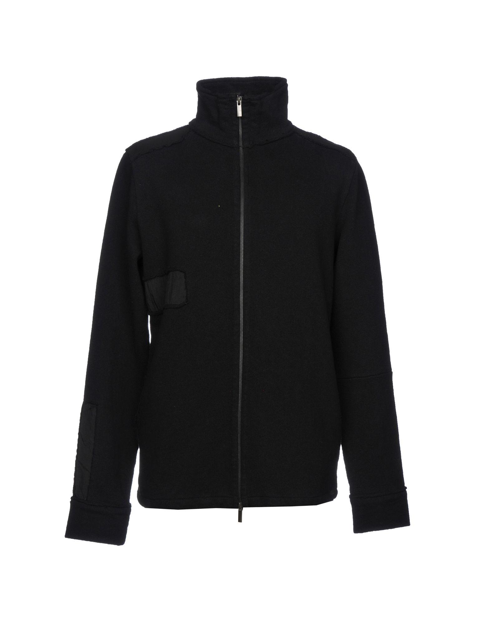 PRIMORDIAL IS PRIMITIVE Sweatshirt in Black