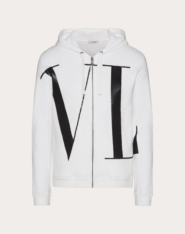 MAXI VLTN SWEATSHIRT WITH HOOD