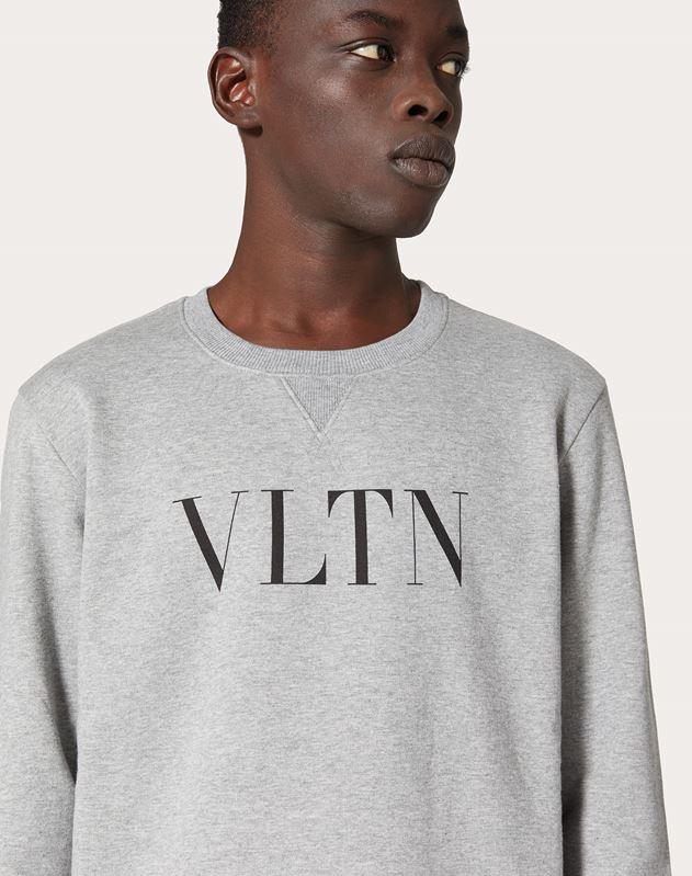 Sudadera de cuello redondo VLTN