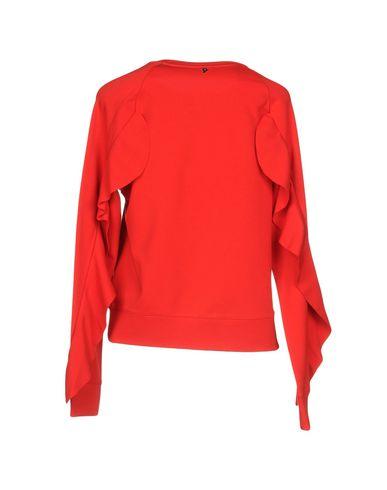 Фото 2 - Женскую толстовку или олимпийку  красного цвета