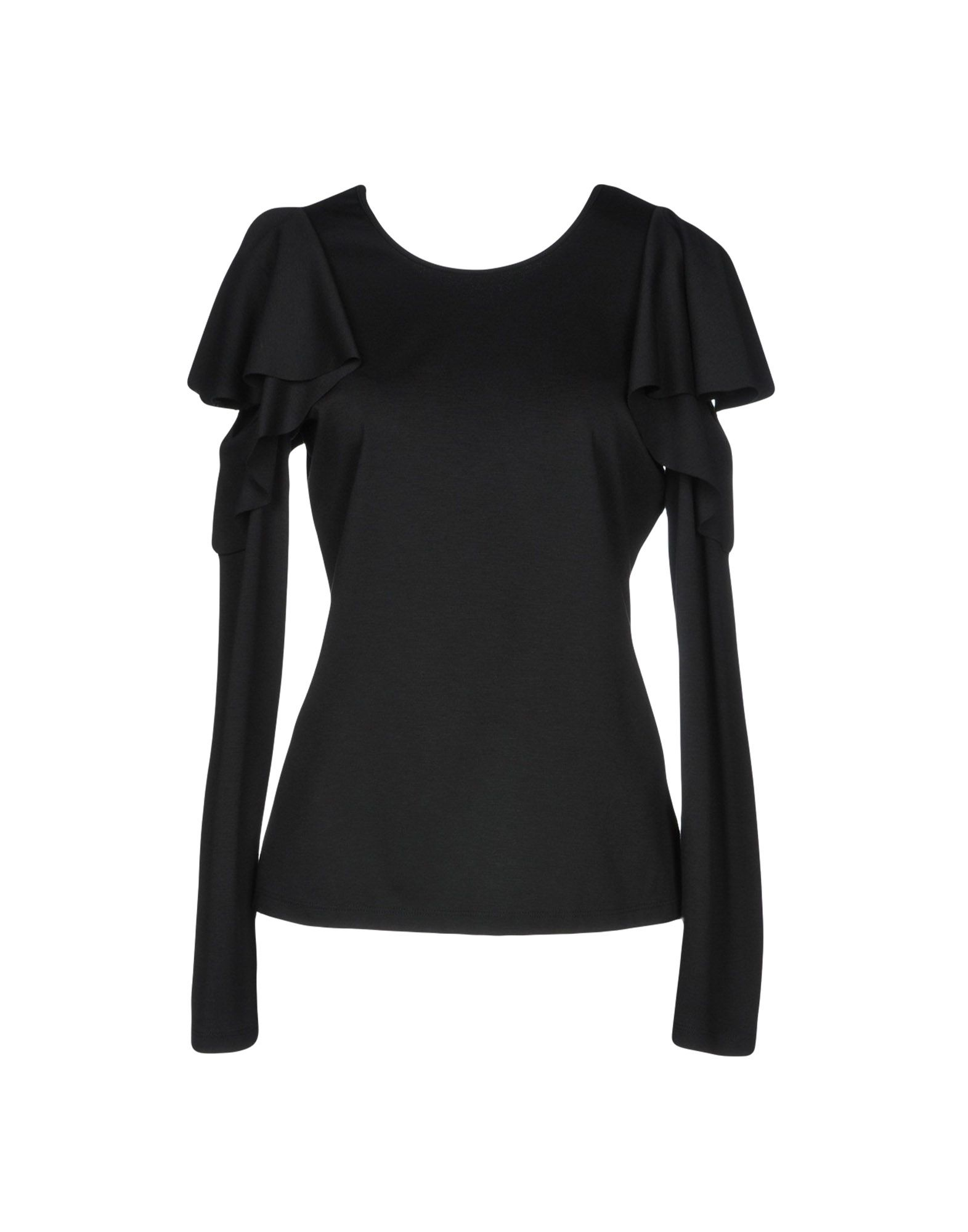OTTOD'AME T-Shirt in Black