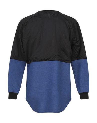 Фото 2 - Мужскую толстовку NAIS ярко-синего цвета