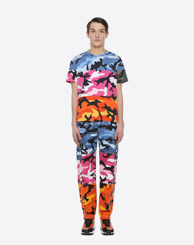 CamoushuffleT-shirt