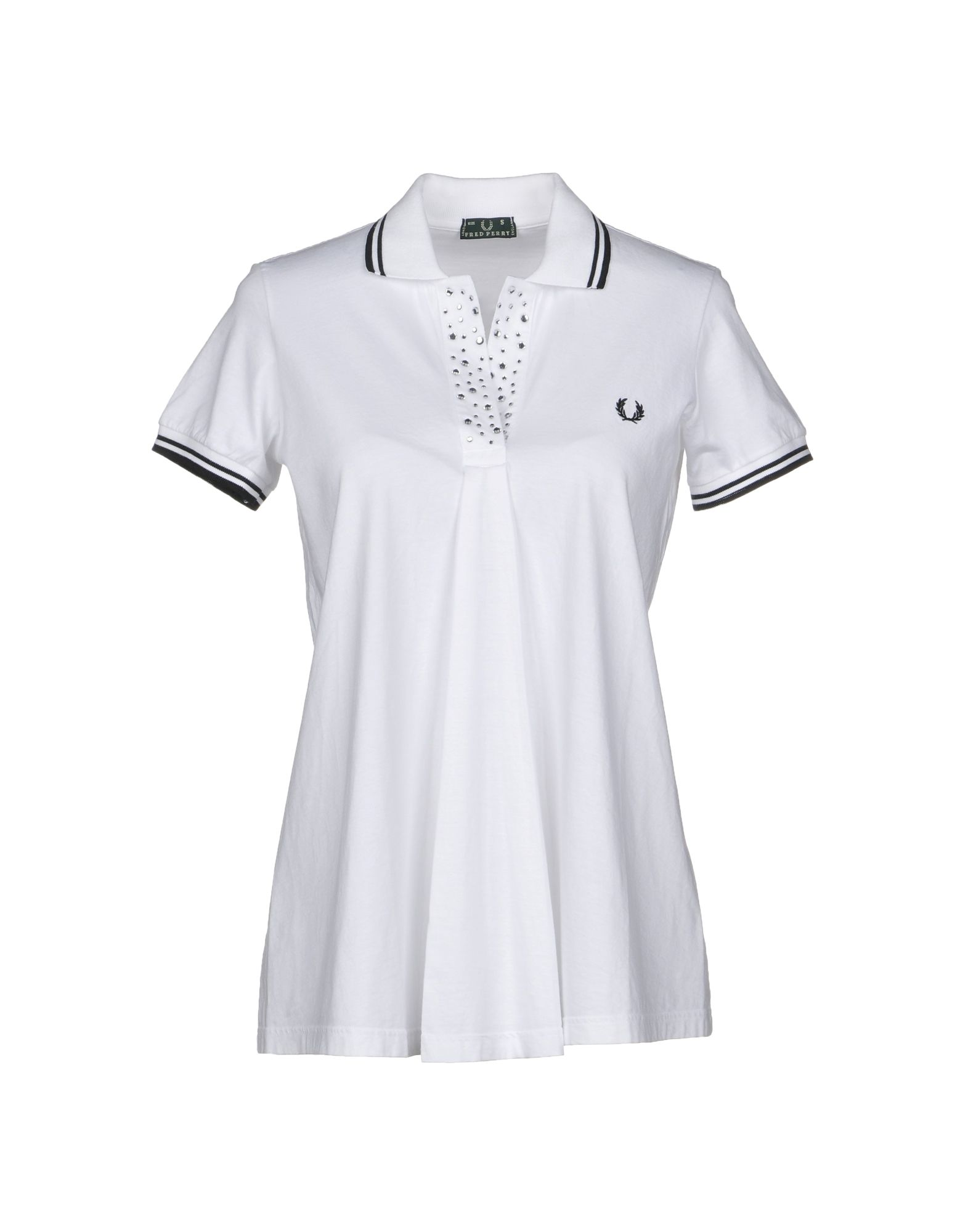 FRED PERRY Поло поло fred perry fred perry fr006ewjtz38