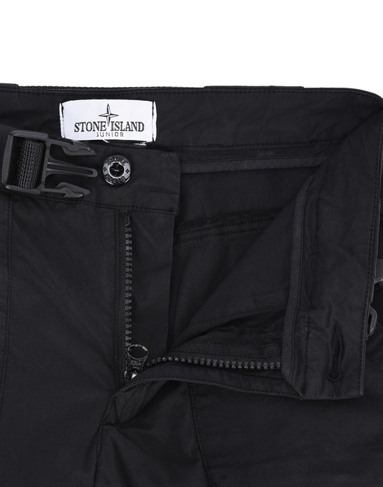 12178211sj - PANTS & JEANS STONE ISLAND JUNIOR