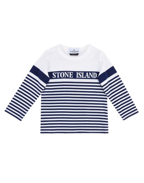 STONE ISLAND BABY Long sleeve t-shirt 20651