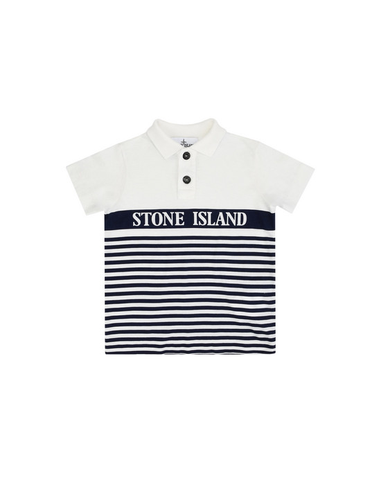 Polo shirt 20551 STONE ISLAND JUNIOR - 0