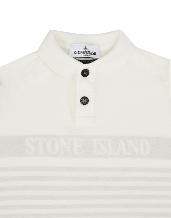 12178262lv - Polo - T-Shirts STONE ISLAND JUNIOR