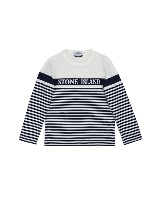 Long sleeve t-shirt 20651 STONE ISLAND JUNIOR - 0
