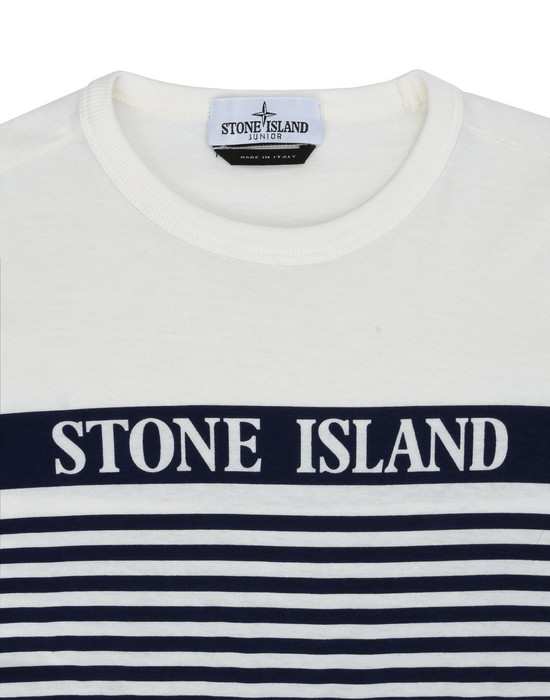 12178269gc - Polo - T-Shirts STONE ISLAND JUNIOR