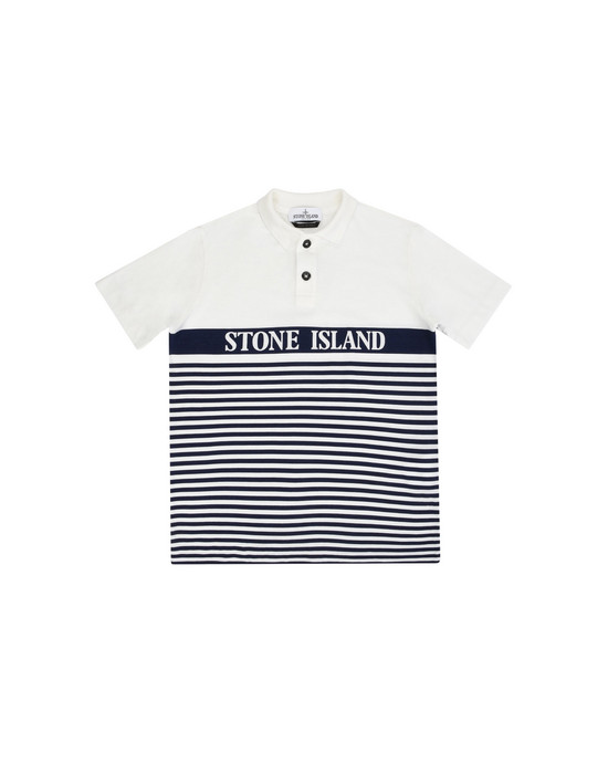STONE ISLAND JUNIOR Polo shirt 20551