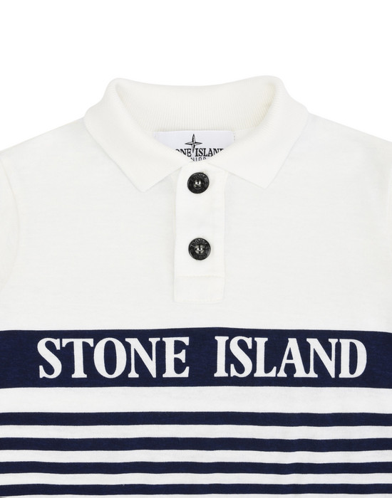 12178280en - Polo - T-Shirts STONE ISLAND JUNIOR