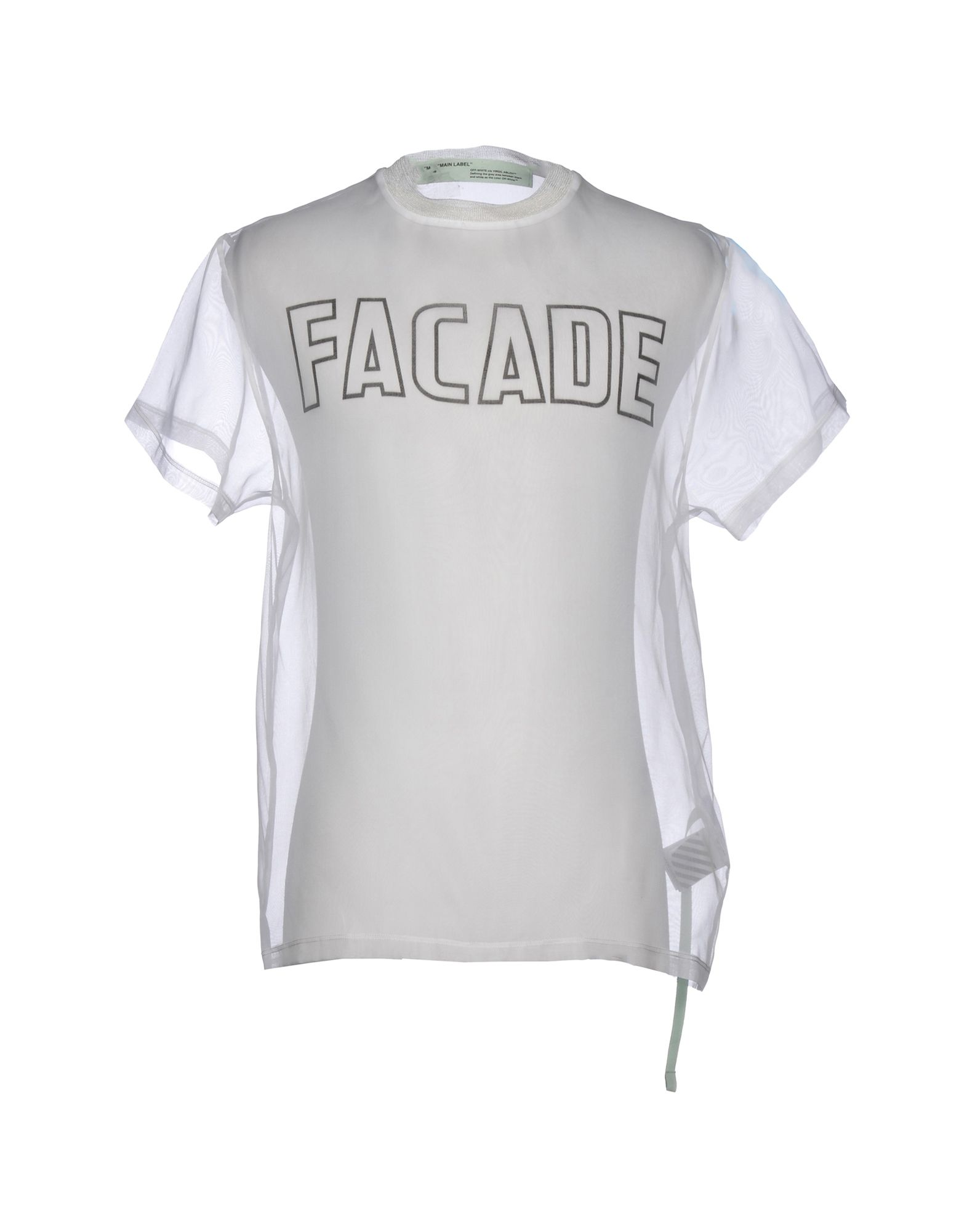 OFF-WHITE™ Футболка футболка element timber googles ss f off white