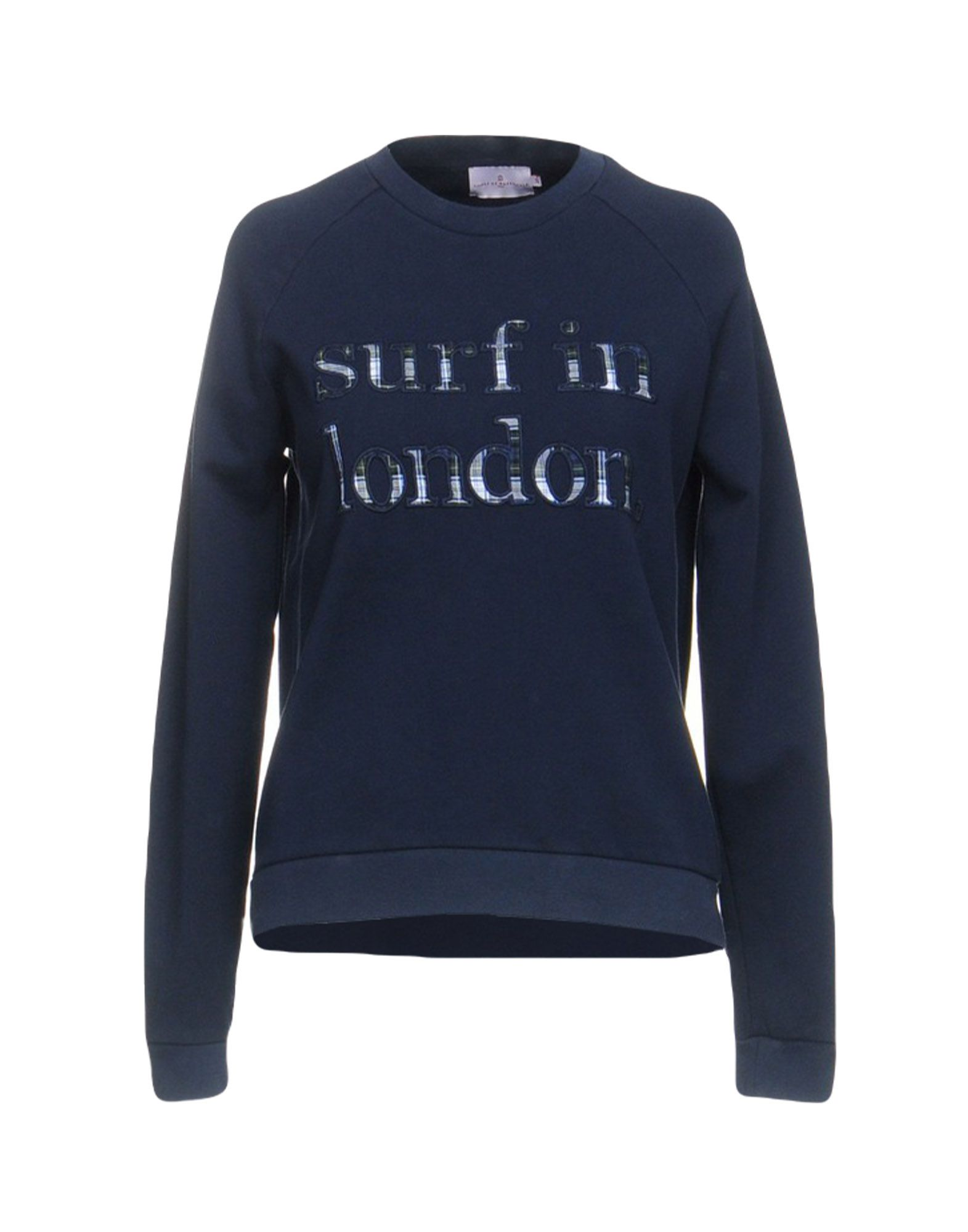 CUISSE DE GRENOUILLE Sweatshirt in Dark Blue