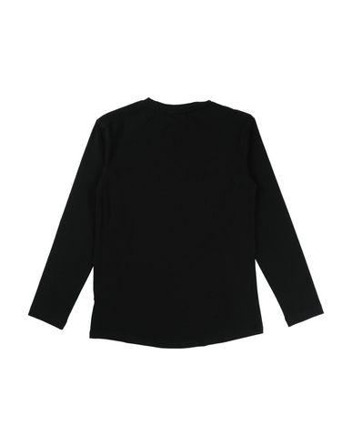 Фото 2 - Футболку черного цвета