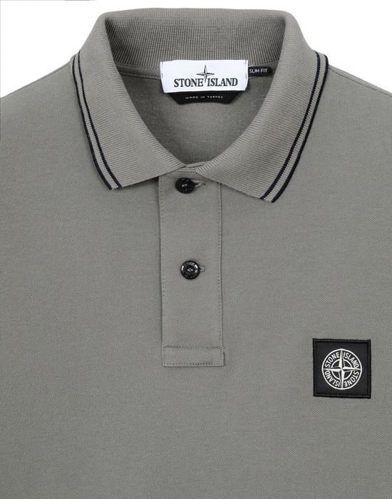 12181008ap - Polo - T-Shirts STONE ISLAND