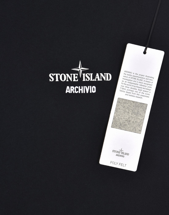 12181020lh - Polo - T-Shirts STONE ISLAND