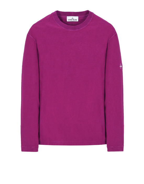 STONE ISLAND Long sleeve t-shirt 20346 COMPACT