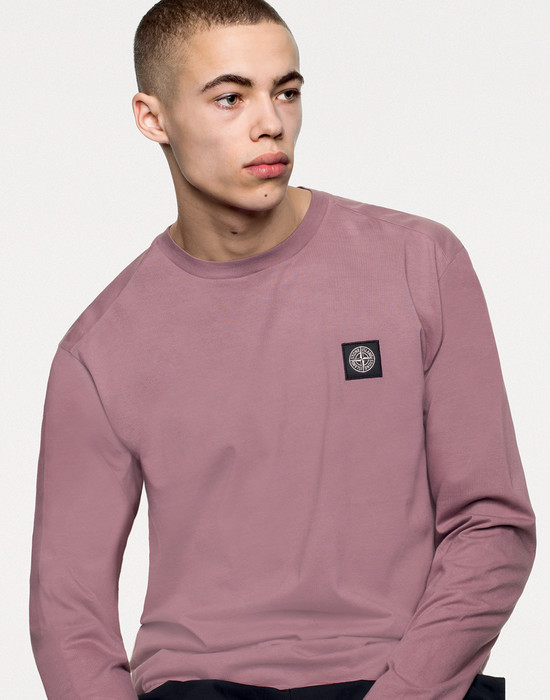 12181077tx - Polo - T-Shirts STONE ISLAND