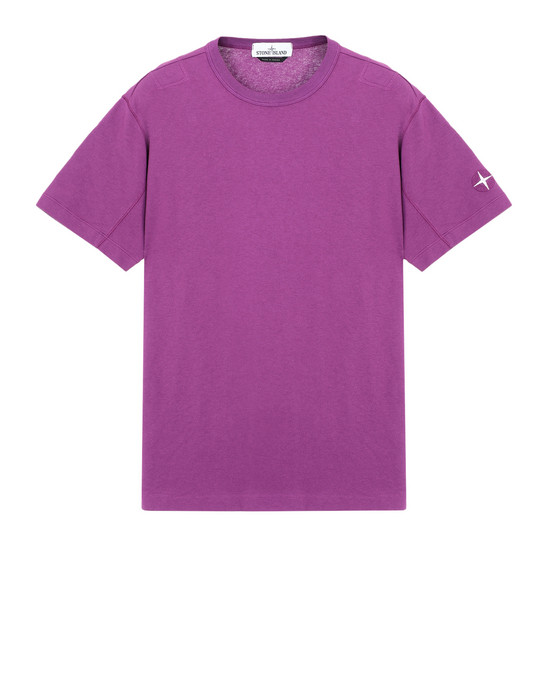 STONE ISLAND Short sleeve t-shirt 21042 'FISSATO' DYE TREATMENT