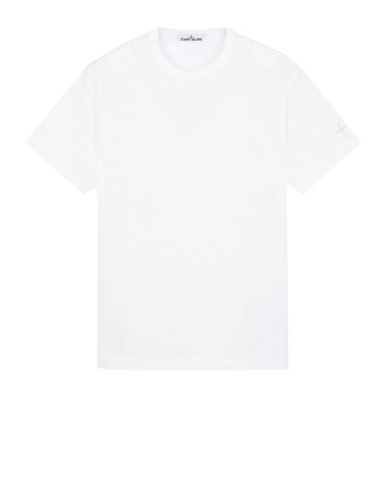 STONE ISLAND Short sleeve t-shirt 21042 'FISSATO' DYE TREATMENT