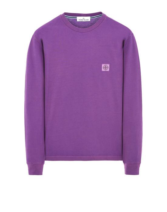 STONE ISLAND Long sleeve t-shirt 21167 PIGMENT DYE