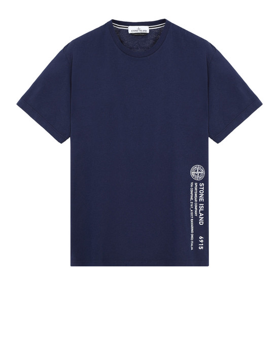 Short sleeve t-shirt 2NS82 INDUSTRIAL 2 STONE ISLAND - 0