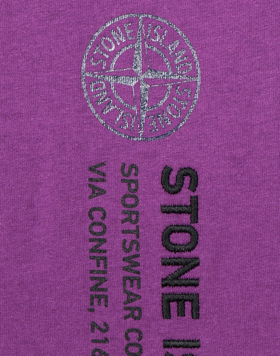 12181213ds - Polo - T-Shirts STONE ISLAND