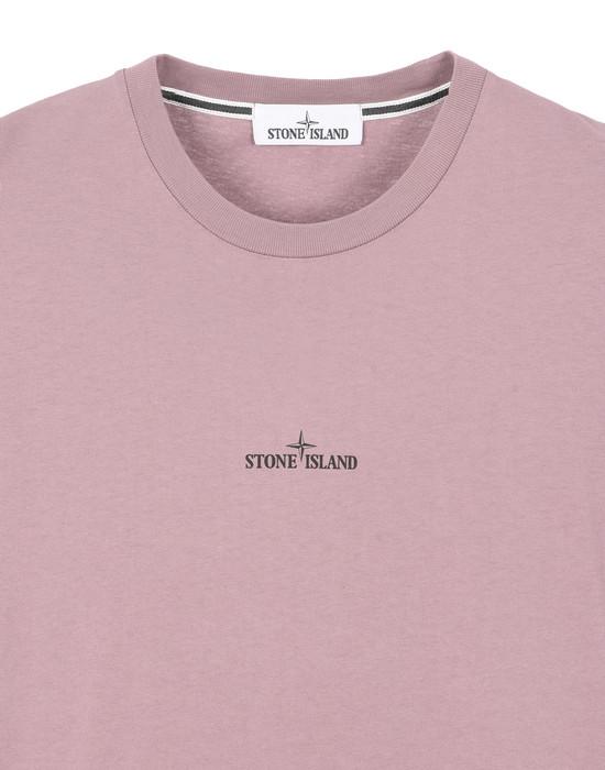 12181267nu - Polo - T-Shirts STONE ISLAND