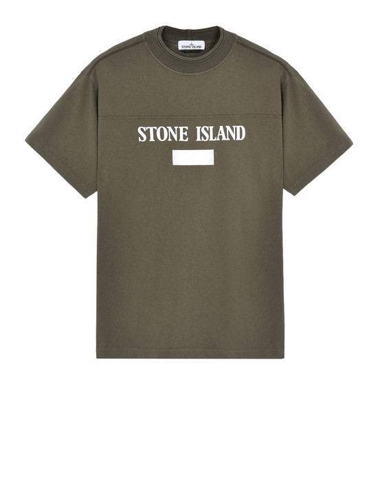 Short sleeve t-shirt 20144 STONE ISLAND - 0