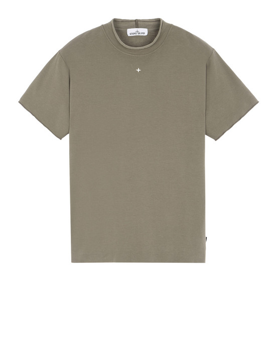 STONE ISLAND T-shirt manches courtes 20445
