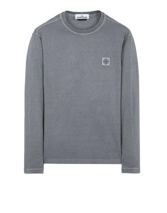 STONE ISLAND Long sleeve t-shirt 21442 'FISSATO' DYE TREATMENT