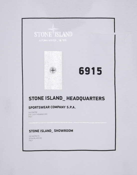 12181334bs - Polo - T-Shirts STONE ISLAND